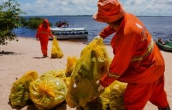 Plan to Combat Garbage at Sea