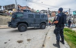 Image - Brazilian Police in a Favela